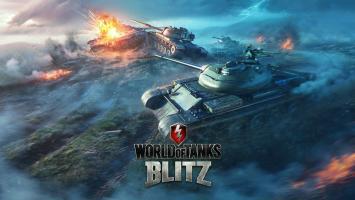 World of Tanks Blitz вышла в Steam