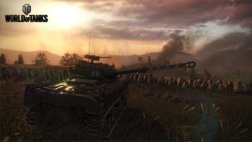 World of Tanks выйдет на PlayStation 4 Pro