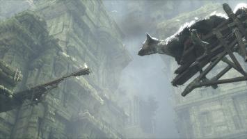 Короткий геймплейный ролик The Last Guardian