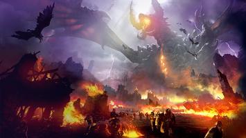 """В TERA вышло глобальное обновление """"Рейд на Драколота"""""""