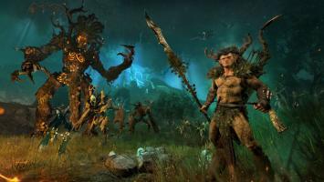 Крупнейшее дополнение для Total War: Warhammer посвящено лесным эльфам