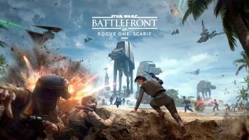 Первые геймплейные отрывки из грядущего дополнения к Star Wars: Battlefront