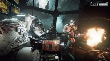 Геймплейный ролик сюжетной кампании Space Hulk: Deathwing