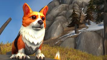 World of Warcraft отмечает свое 12-летие щенками корги