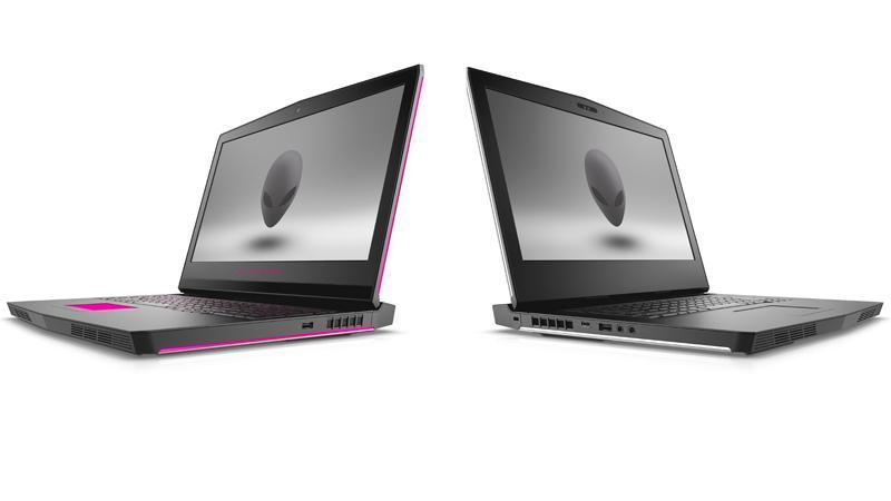 Dell выпустила новые игровые ноутбуки Alienware с поддержкой VR