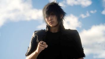 Первые 40 минут Final Fantasy 15 в разрешении 4K