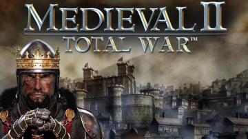 10 лет назад. Medieval 2: Total War