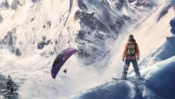 Релизный трейлер Steep приглашает игроков в Альпы
