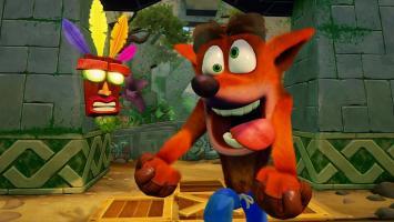Анонсированы ремастеринги сразу трех игр серии Crash Bandicoot