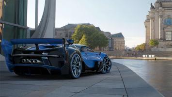 Зрелищный трейлер Gran Turismo Sport в разрешении 4K