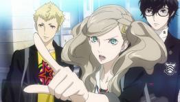 Сюжетный трейлер Persona 5 с PSX 2016