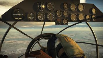 Для всех самолетов War Thunder готовятся 3D-кабины