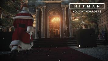 На следующей неделе Hitman возвращается в Париж с бесплатным праздничным контентом