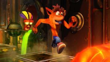 Сравнение оригинальной Crash Bandicoot с ремейком для PS4