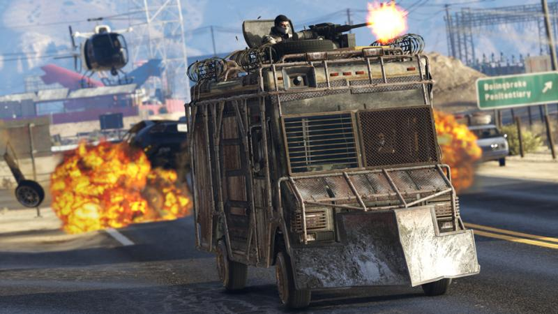 """Вышло обновление """"Импорт/экспорт"""" для GTA Online"""