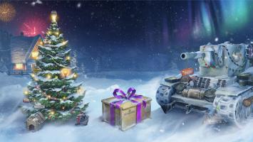 World of Tanks отмечает новогодние праздники на всех платформах