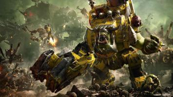 Первый взгляд на фракцию орков в геймплейном ролике Dawn of War 3