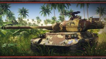 В War Thunder готовится к тестированию бронетехника Японии
