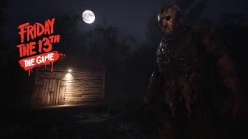 Ролик полного мультиплеерного раунда из Friday the 13th: The Game