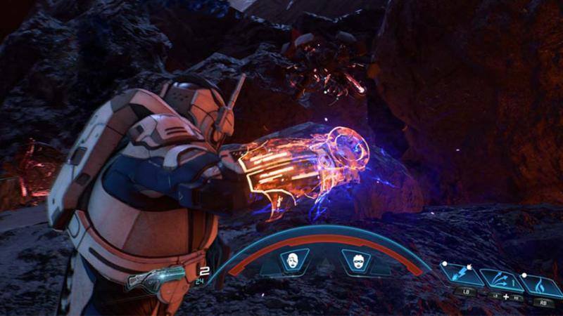 Новый геймплейный трейлер Mass Effect: Andromeda с выставки CES 2017