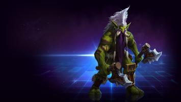 Зул'джин присоединился к списку персонажей Heroes of the Storm