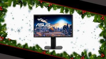 Начался розыгрыш игрового монитора ASUS MG279Q в каталоге призов PlayGround.ru