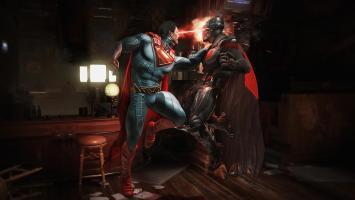 Релиз Injustice 2 состоится в середине мая