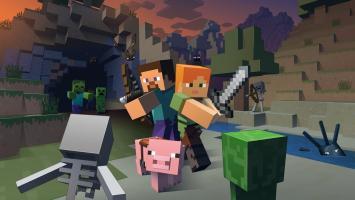 Для Nintendo Switch уже разрабатывается версия Minecraft
