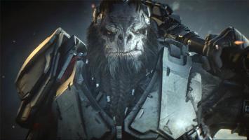 Геймплей Halo Wars 2 из финального билда на PC