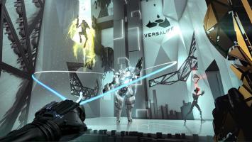 Аркадный режим Deus Ex: Breach стал отдельной бесплатной игрой