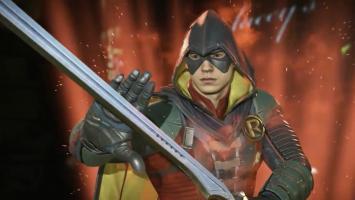 Дебютный геймплей Робина из Injustice 2