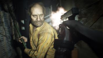 Все брутальные смерти из Resident Evil 7 в одном видео