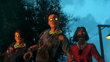 Кевин Смит и команда против зомби в Call of Duty: Infinite Warfare - Sabotage