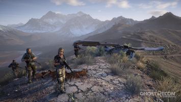 Кастомизация персонажей и оружия в ролике Ghost Recon: Wildlands