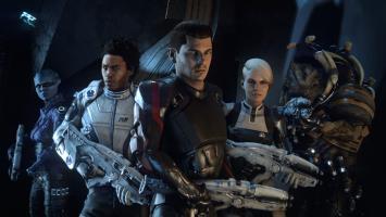 Новый сюжетный трейлер Mass Effect: Andromeda