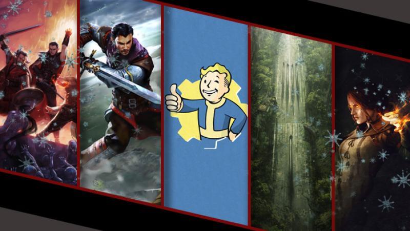 Каталог призов PlayGround.ru пополнился хорошими ролевыми играми для Steam