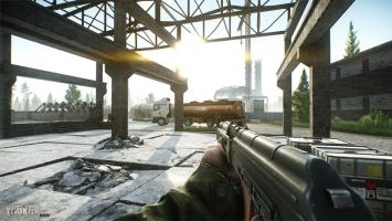 Очередная подборка скриншотов Escape from Tarkov