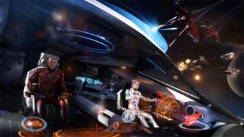 Кооперативное управление кораблями в Elite: Dangerous появится уже в следующем месяце