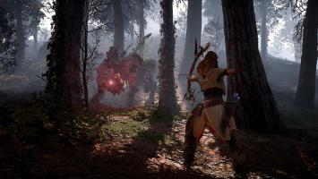 Новый геймплейный ролик Horizon: Zero Dawn в 4K с PS4 Pro