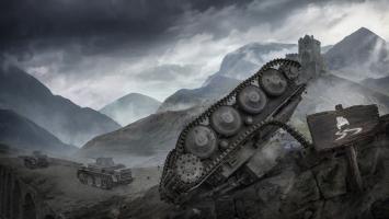 Новая физика в обновлении 3.5 для консольной версии World of Tanks