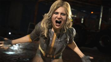 Трейлер Injustice 2 представил в качестве играбельного персонажа Черную канарейку