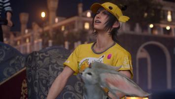 Final Fantasy 15 смогла окупиться в первый же день продаж