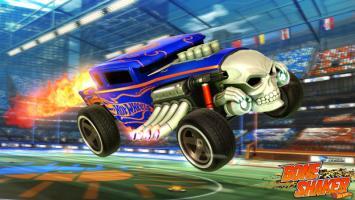 В этом месяце игроков Rocket League ждет набор контента Hot Wheels