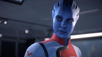 Подборка новых атмосферных скриншотов Mass Effect: Andromeda