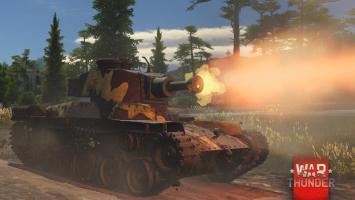 Новые японские танки появятся в War Thunder в ближайшем обновлении