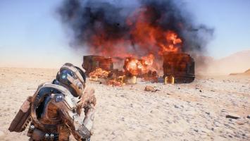 Боевая система, механика укрытий, оружие, экипировка и многое другое в новом ролике Mass Effect: Andromeda