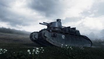 """Новый геймплей дополнения """"Они не пройдут"""" для Battlefield 1"""