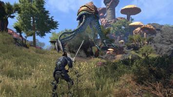 Первый геймплей дополнения The Elder Scrolls Online: Morrowind