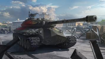 В World of Tanks в честь 23 февраля появились новые премиумные танки