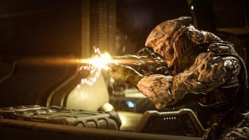 Создание профилей и управление отрядом в трейлере Mass Effect: Andromeda